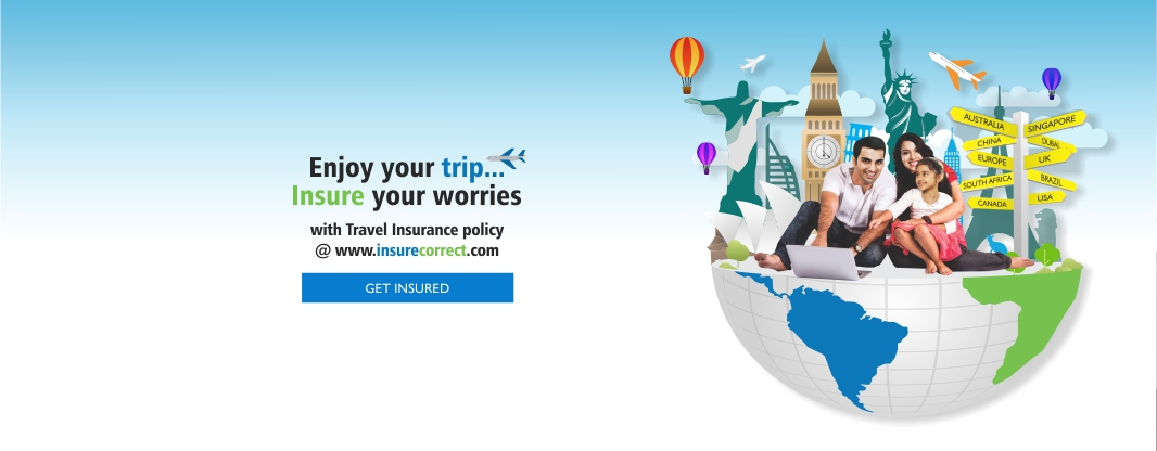 GET YOUR Travel INSURED NOW